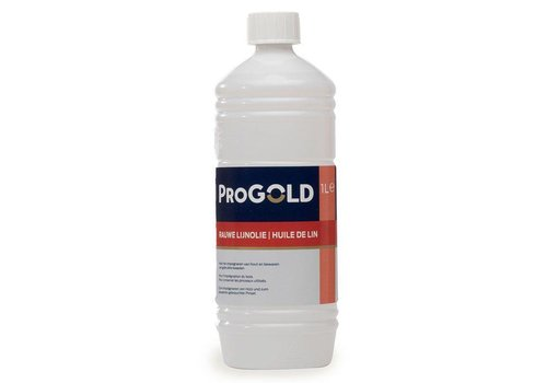 ProGold ProGold Raw Linseed oil