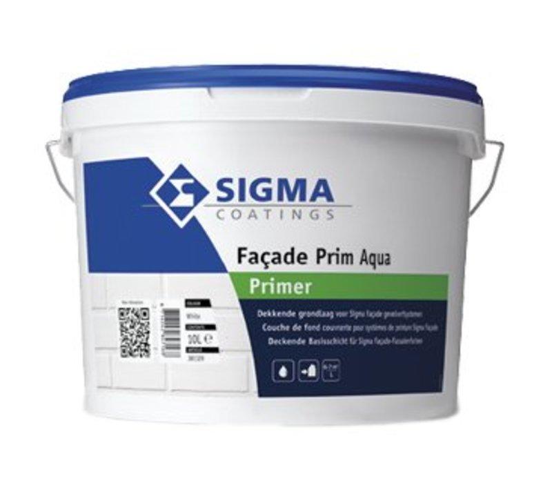 Sigma Façade Prim Aqua Primer