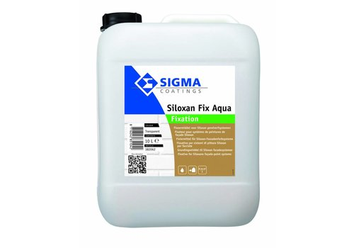 Sigma Sigma Siloxan Fix Aqua