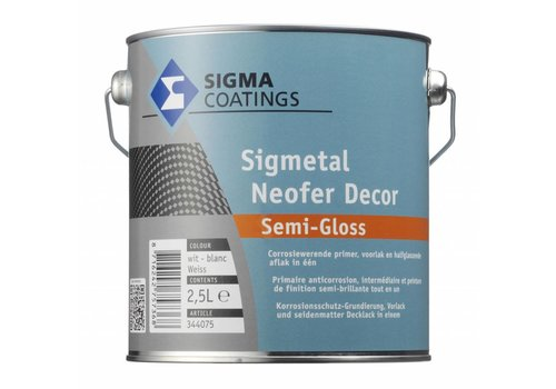 Sigma Sigmetal Neofer Decor Semi-Gloss