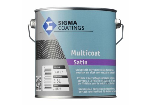 Sigma Sigma Multicoat Satin