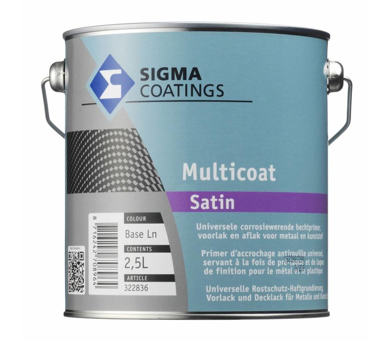 Sigma Multicoat Satin