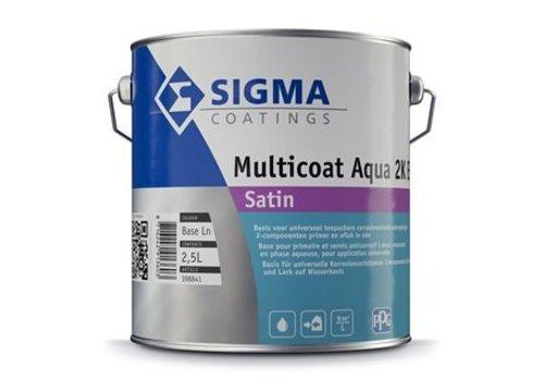 Sigma Sigma Multicoat Aqua 2K EP Satin