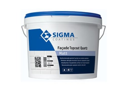 Sigma Sigma Façade Topcoat Quartz Matt