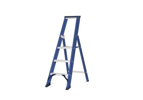 Das ladders  DAS Hercules blue trapladder