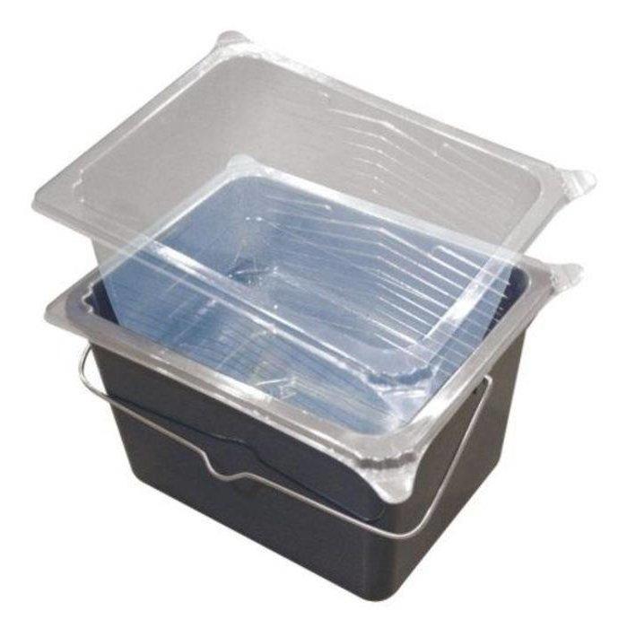Paint buckets & trays