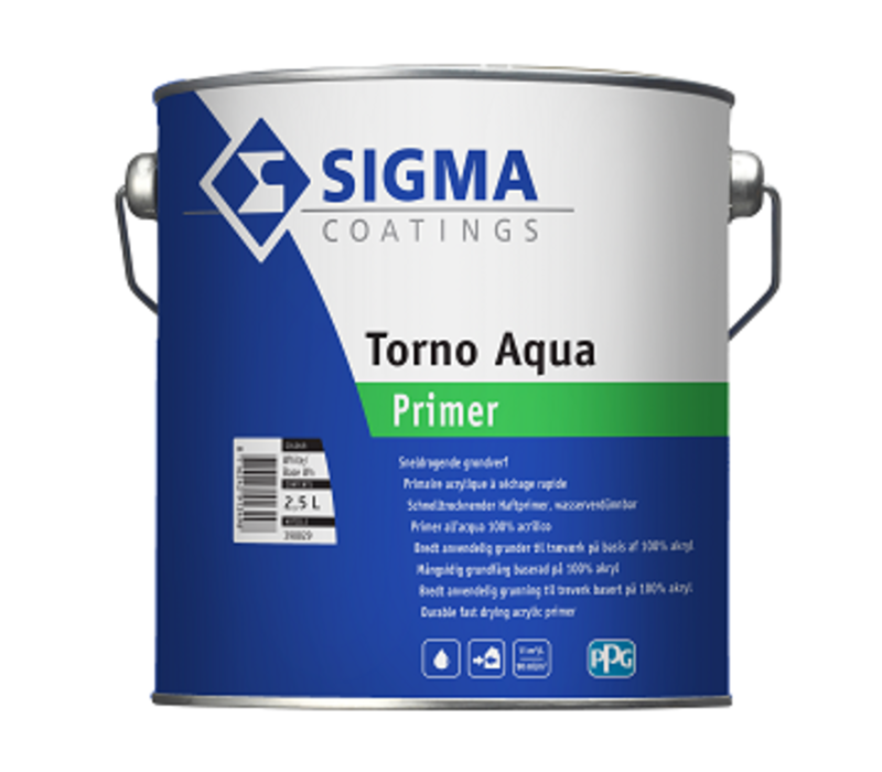 Sigma Aqua Torno Primer