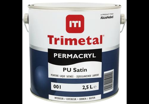 Trimetal Permacrylic PU Satin