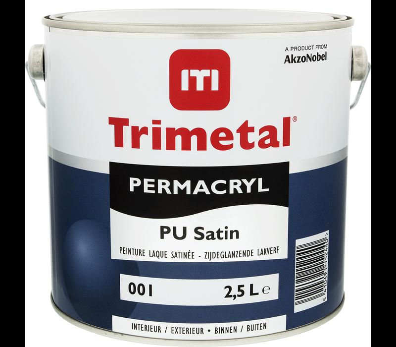 Permacryl PU Satin