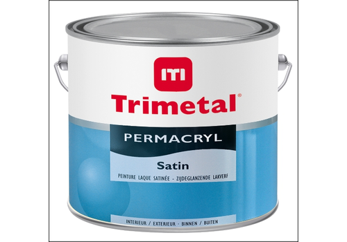 Trimetal Permacryl Satin