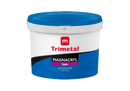 Trimetal Magnacrylic Satin