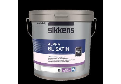 Sikkens Alpha BL Satin