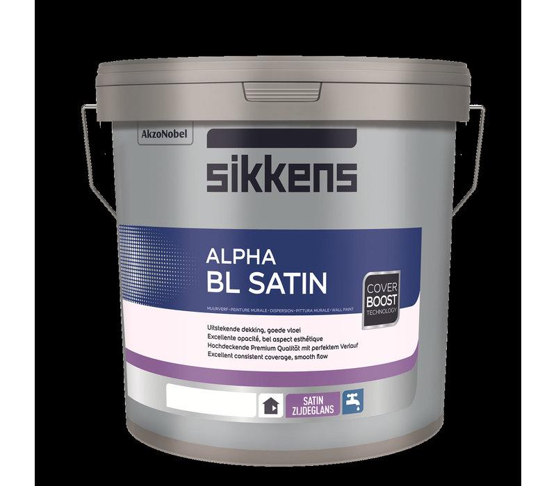 Alpha BL Satin