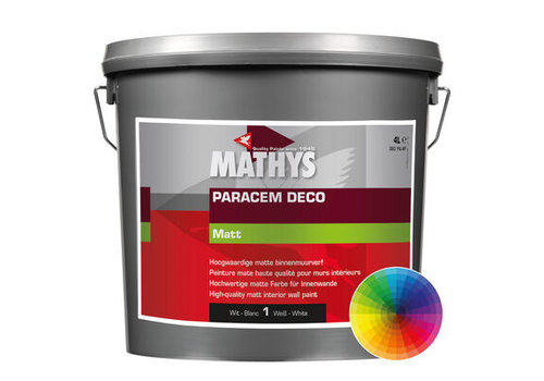 Mathys MATHYS PARACEM DECO MATT
