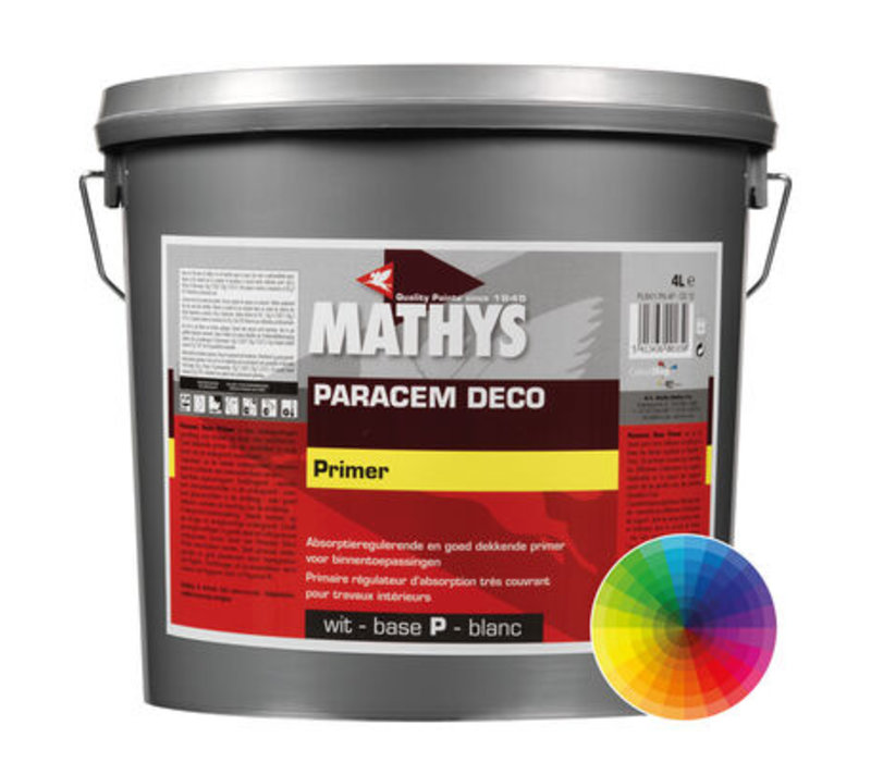 MATHYS PARACEM DECO PRIMER