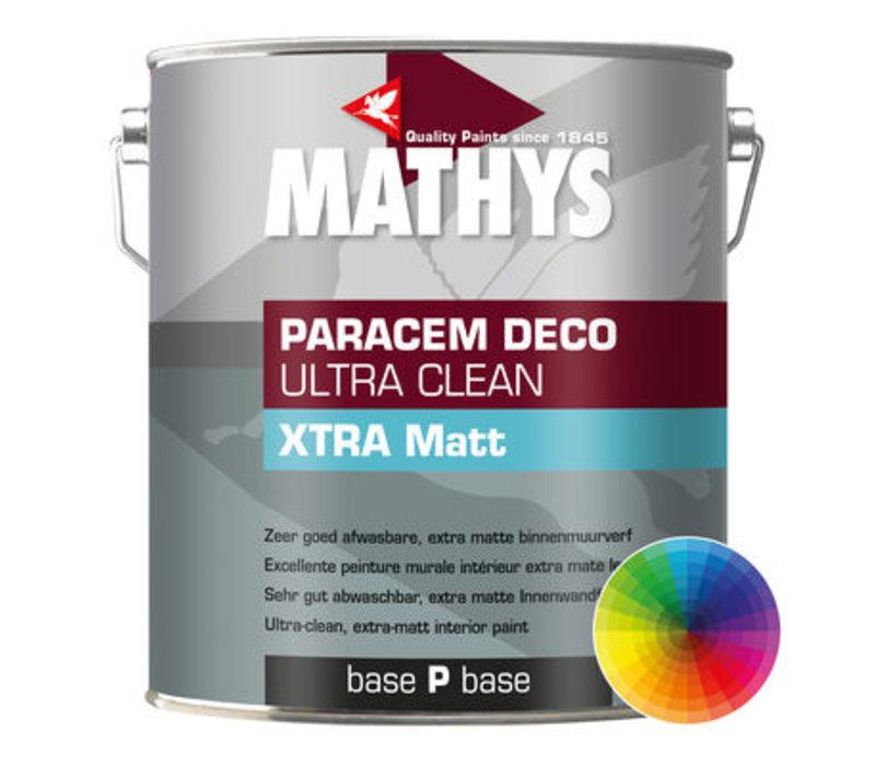 PARACEM DECO ULTRA CLEAN XTRA MATT