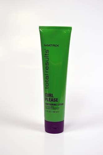 Matrix Matrix Total Results Curl Please Contouring Lotion curl control lotion
