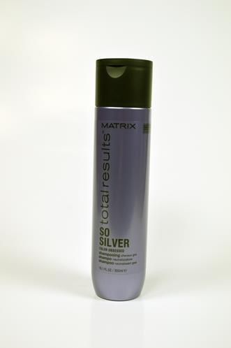 Matrix Matrix So Silver Shampoo neutraliseert geel
