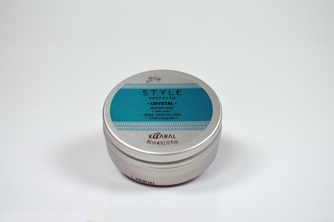 Kaaral style perfetto crystal water wax 80ml