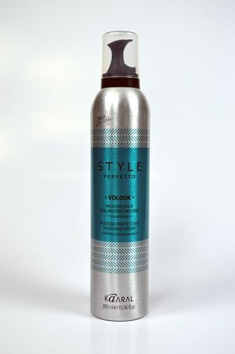Perfetto Styling volook medium hold volumizing mousse 300ml