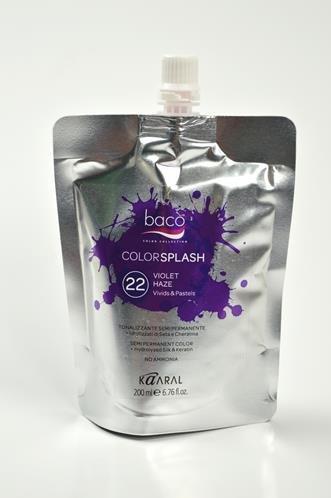 Baco Baco Colorsplash Vivids & Pastels Violet Haze 22