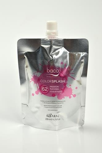 Baco Baco Colorsplash Vivids & Pastels Passion Fuchsia 62