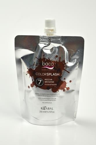 Baco Baco Colorsplash Vivids & Pastels Mocha Brownie 7