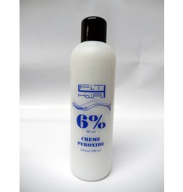 Fit4Hair Fit4Hair Peroxide 6% 500ml