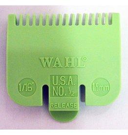 Wahl opzetstuk Wahl 100 1,5mm nummer 0,5 plastic