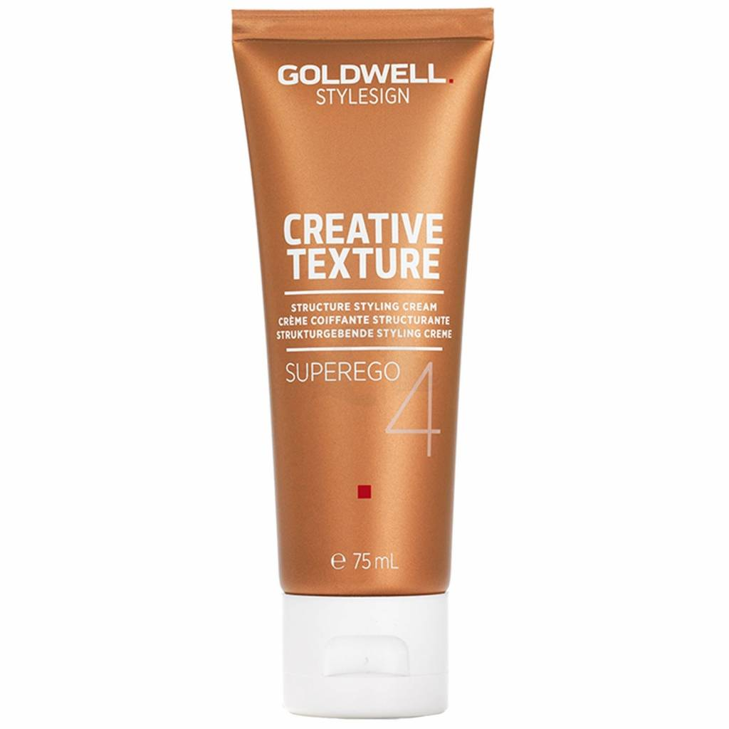 Goldwell Goldwell Creative Texture Superego 4, Structure Styling Cream