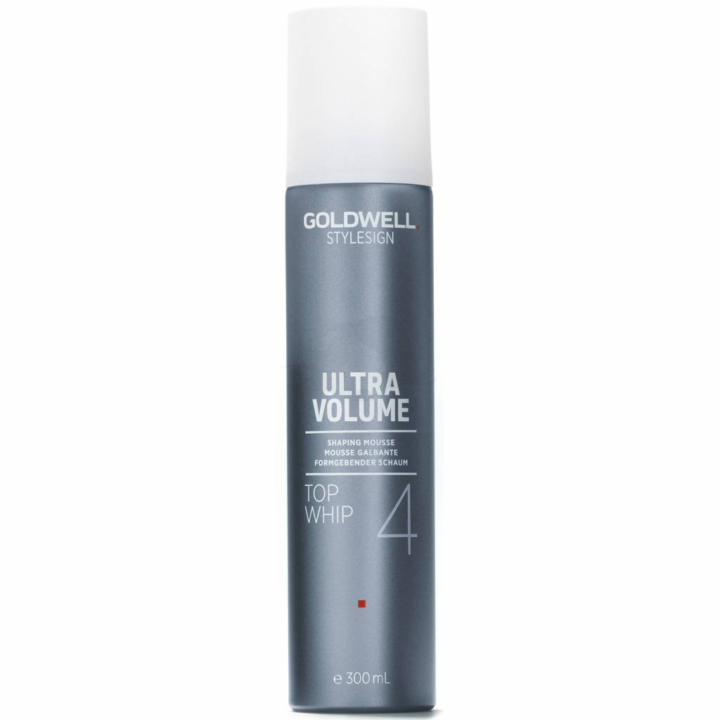 Goldwell Style Sign volume top whip 4 mega strong volume mousse 300ml goldwell