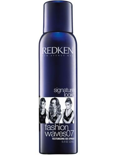 RedKen RedKen 5th Avenue NYC Signature Look Fashion Waves 07 Texturizing Sea Spray