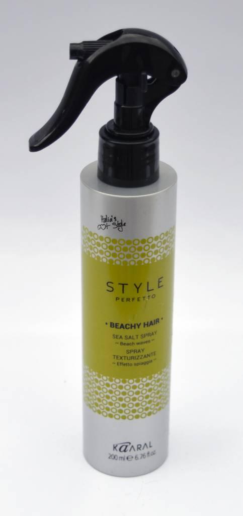 Kaaral Kaaral Style Perfetto Beachy Hair Sea Salt Spray 200ml