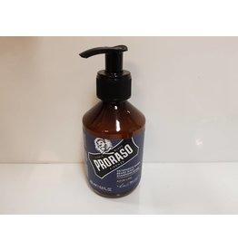 Proraso proraso baard shampoo  azur lime  200ml