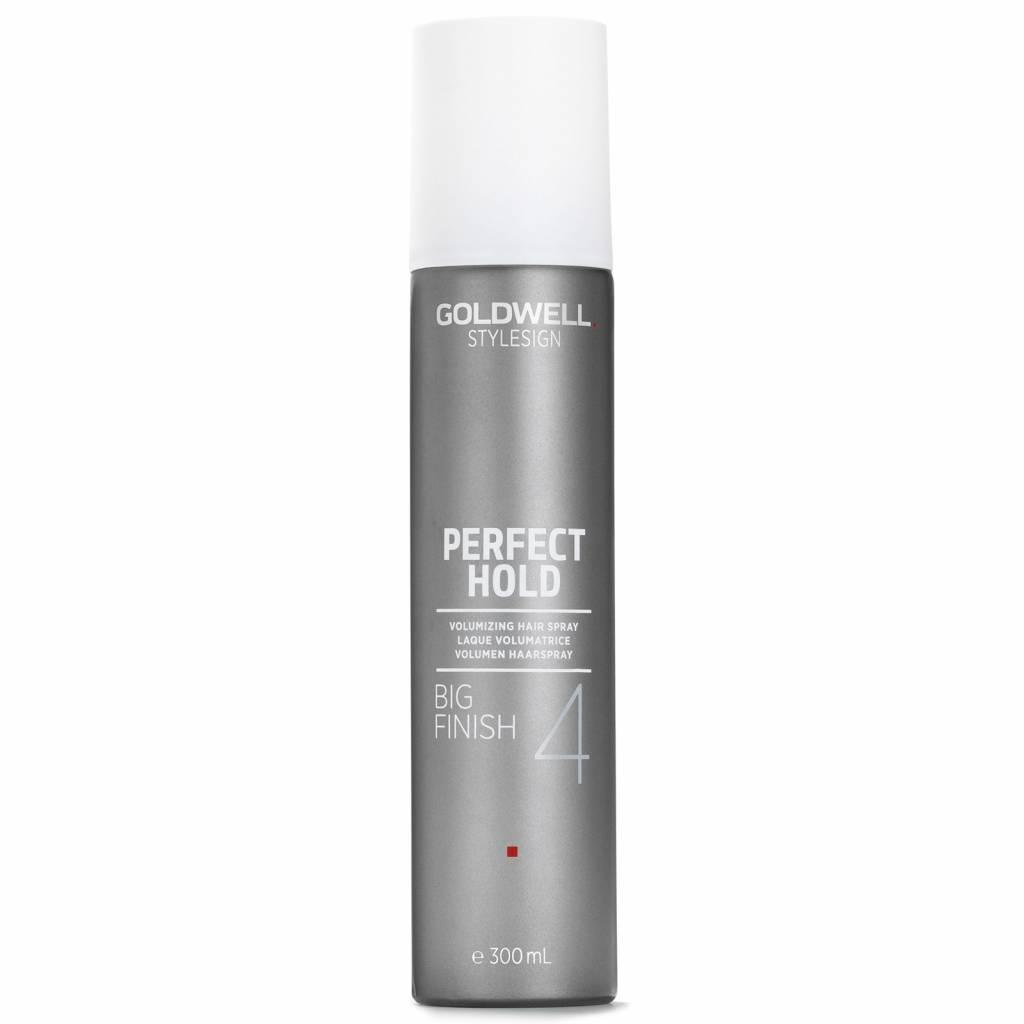Goldwell Style Sign volume big finish 4 volume hairspray 300ml goldwell