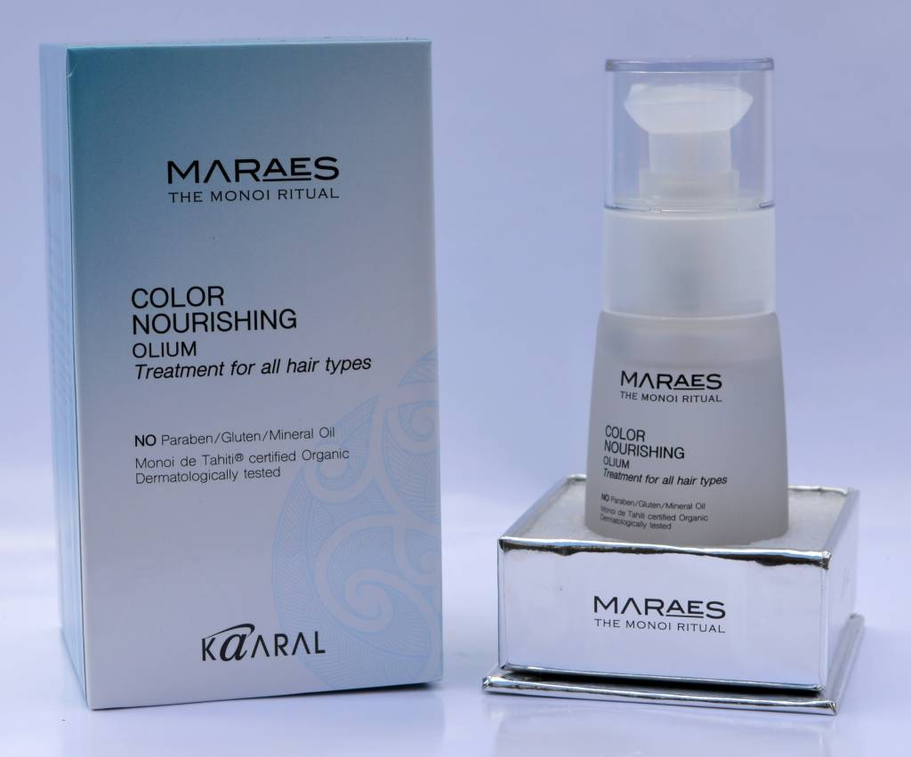 Kaaral Kaaral Maraes color nourishing olium  30ml