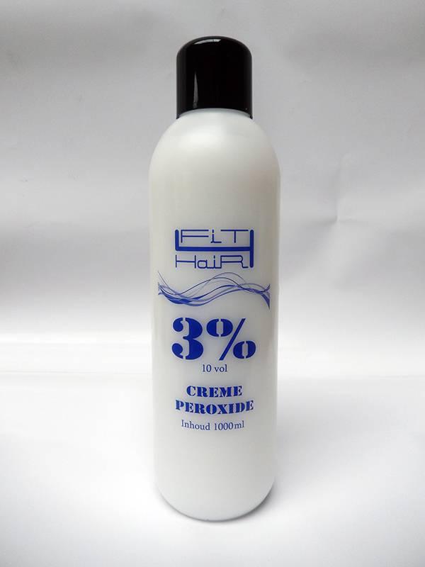 Fit4Hair Fit4Hair Peroxide  3% 1000ml