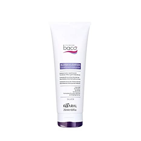 Kaaral Baco blonde conditioner