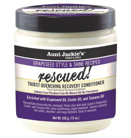 Aunt Jackie's Aunt Jackie's conditioner rescued