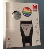Moser chromstyle 2 diamond blade rainbow edition