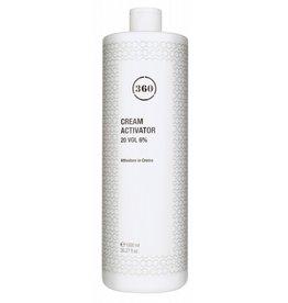 Kaaral 360 cream activator 6%   1000ml peroxide