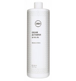 Kaaral 360 cream activator 6%  20  vol 1000ml