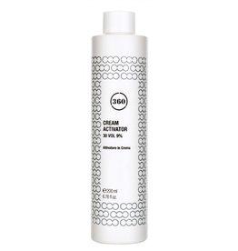 Kaaral 360 cream activator 9% 30 vol 200ml