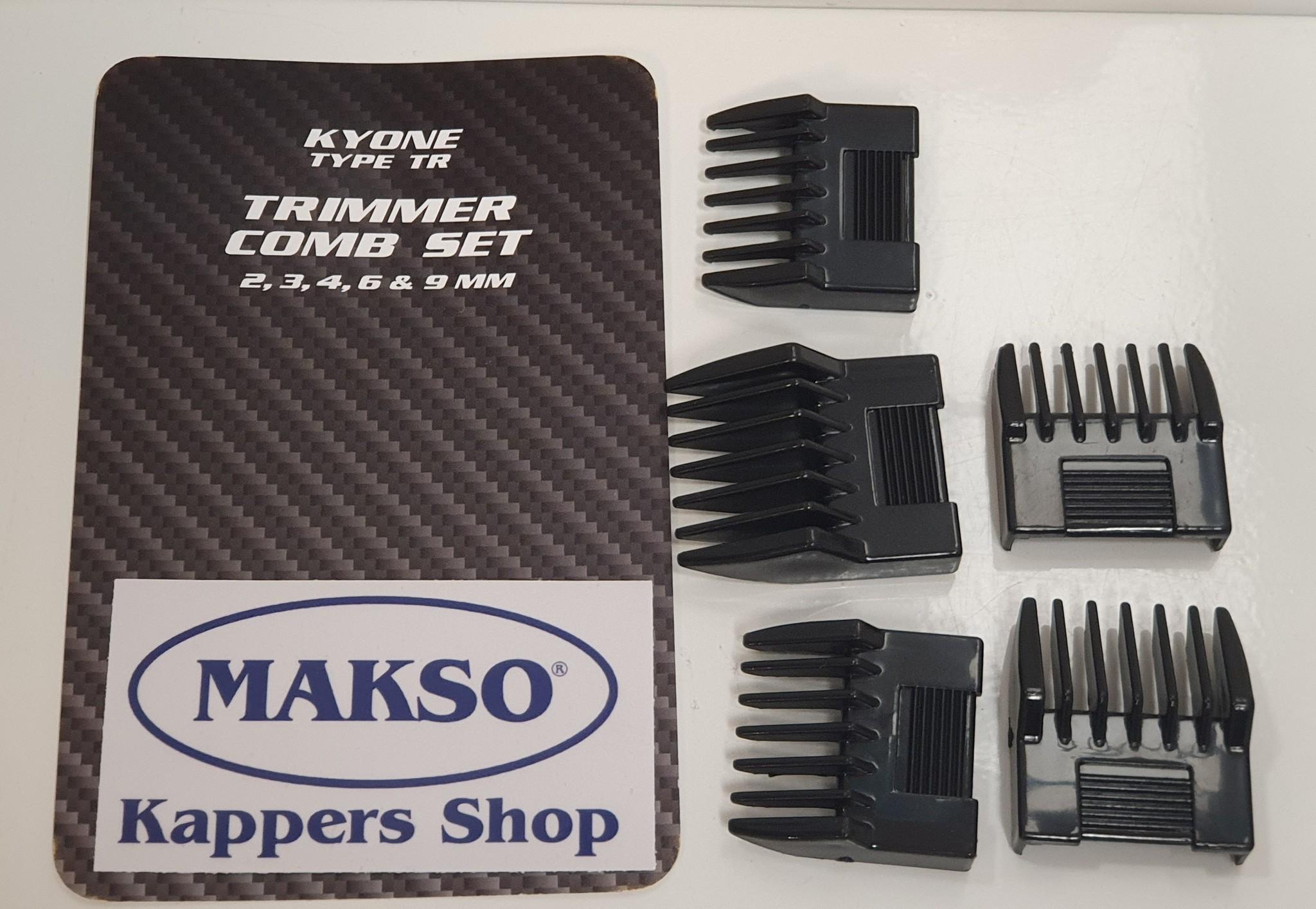 kyone kyone trimmer comb set