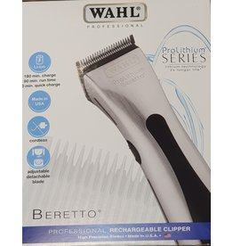 Wahl Wahl prolithium series beretto