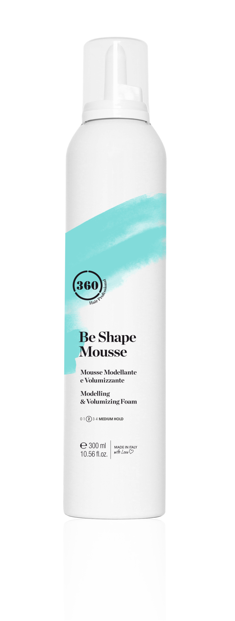 Kaaral 360 Be Shape mousse 300ml