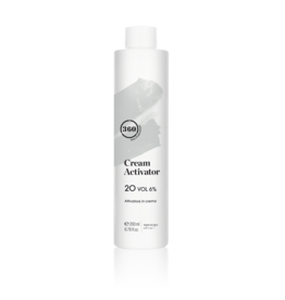 Kaaral 360 cream activator 6%  20  vol 200ml