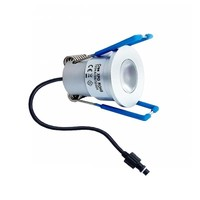 Milano  LED inbouwspot 3 Watt - 3 Volt - 700mA - 3000K
