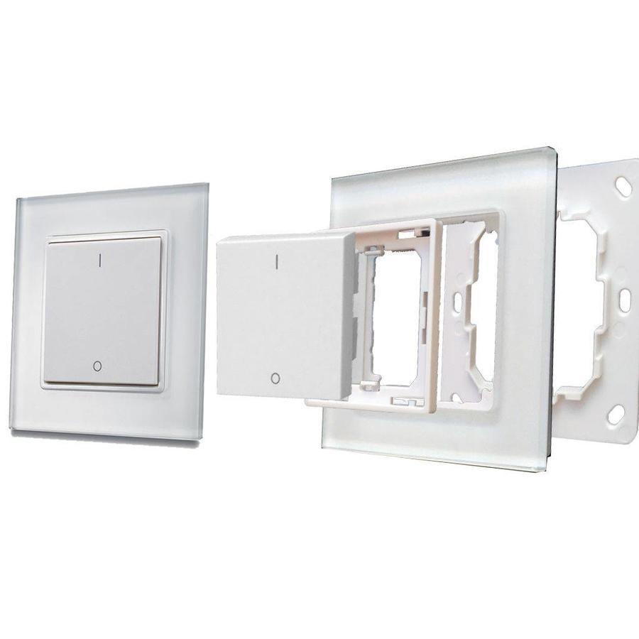 Draadloze LED dimmer set 100 Watt maximaal vermogen