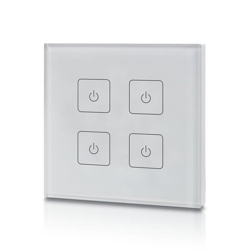 INTOLED 4-channel wireless LED dimmer (Touch)